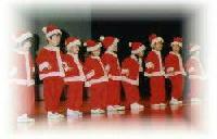 年少サンタの遊技